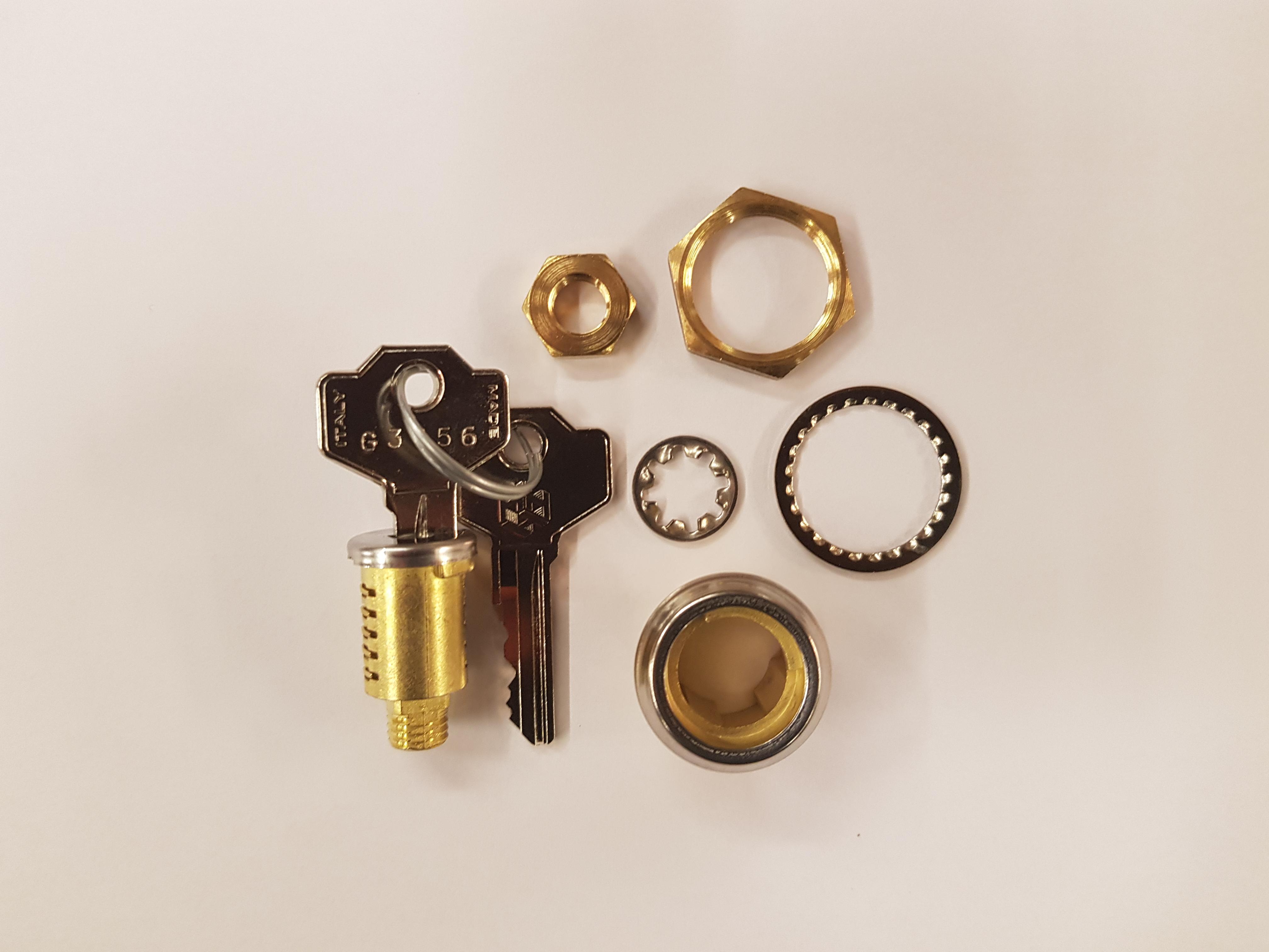 Lås Cylinder LT